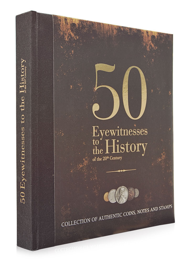 50 Eyewitnesses of the history of the 20th century