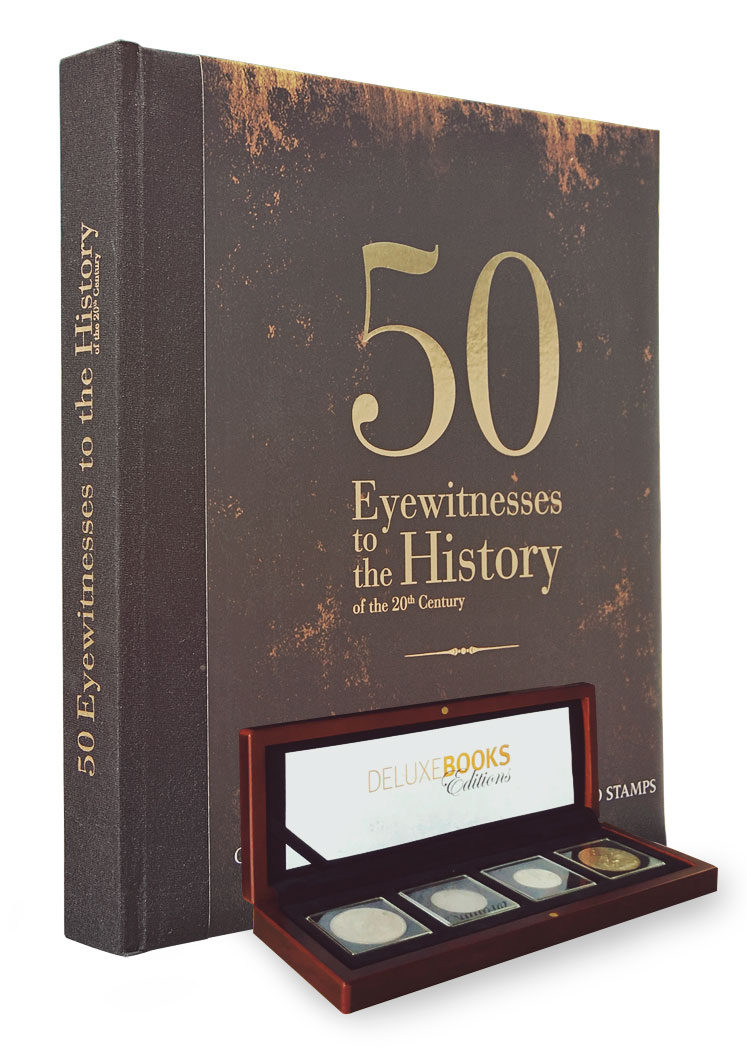 Premium edition 50 Eyewitnesses of the history of the 20th century
