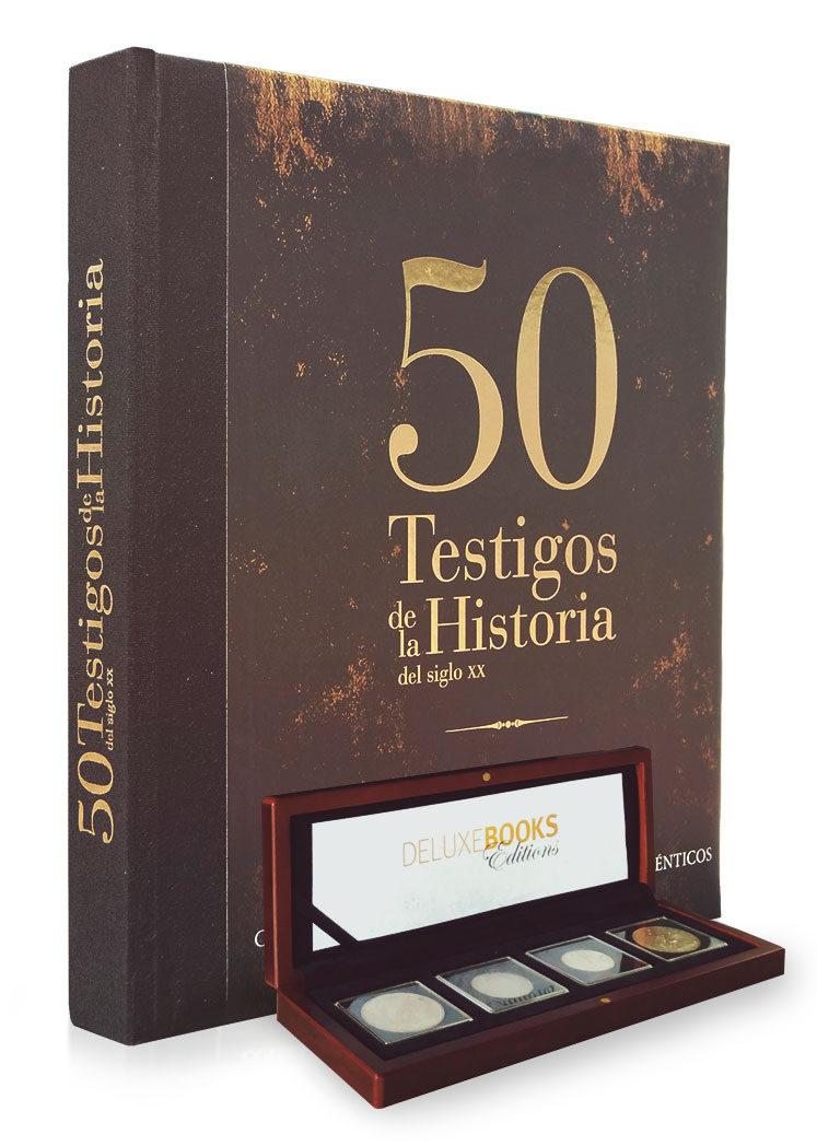 Edición premium 50 Testigos de la historia del siglo XX